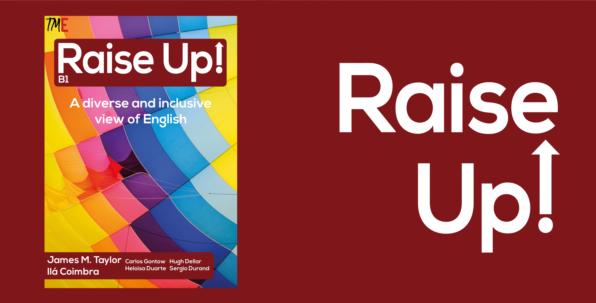 Raise Up! – A Diverse And Inclusive View Of English Language Teaching